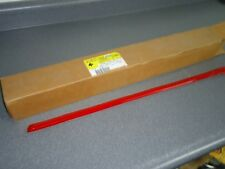 New NOS OEM GM Rear Body Side Molding Trim Red 15234588 2005-2010 Chevy Cobalt