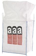 5x BIG BAG Asbest BIG BAGS 1000 KG 90x90x110cm Neu