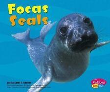 Focas/Seals (Bajo las olas / Under the Sea) (Multilingual Edition)-ExLibrary