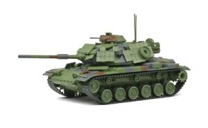 Solido S4800501 - 1/48 M60 A1 Tank - Green Camo - 1959 - Diecast Model