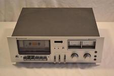 Vintage Kenwood KX-650 Stereo Cassette Deck
