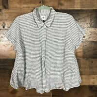 Cabi Button Up Top Style 5257 Womens Large