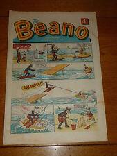 Cartoon Characters Silver Age (1956 - 1969) Beano Comics