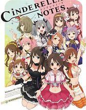 "Doujin PC Game THE IDOLM@STER CINDERELLA GIRLS""CINDERELLA NOTES.""Japan"