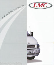 0001LC LMC Liberty Start 688 ti Prospekt Reisemobil 2005 Ford Transit FT 350