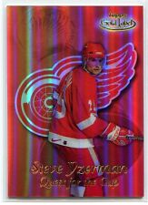 1999-00 Topps Gold Label Quest for the Cup 1 Steve Yzerman