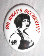 GAVIN AND STACEY - OH WHAT'S OCCURRIN'? NESSA FRIDGE MAGNET WELSH BARRY ISLAND