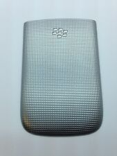 NEW BATTERY DOOR COVER BACK OEM BLACKBERRY TORCH 9800 9810 SILVER