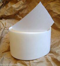 Carta speciale isolamento trasformatori spessore 0,15mm altezza 48mm x 500mm