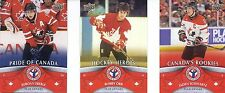 2012-13 UPPER DECK HOCKEY CARD DAY IN CANADA FINISH YOUR SET LOW SHIPPING RATE