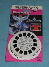 vintage SILVERHAWKS VIEW-MASTER REELS new/sealed on card
