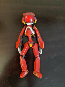 Canti Figure - FLCL Fooly Cooly - Kaiyodo - Used