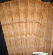 900 mm x 210 mm 35.4 x 8.2 pouces American Walnut Vernis-Bois Naturel Feuille