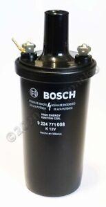 New OEM BOSCH Ignition Coil VW Beetle Bus Porsche 912 BMW 2002 Volvo 144 12V
