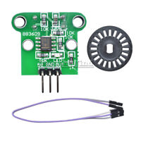 HC-020K Double Speed Measuring Sensor Module With Photoelectric Encoders Kit