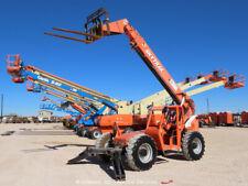 New Listing2010 Skytrak 10054 54' 10,000Lb Telescopic Reach Forklift Telehandler bidadoo