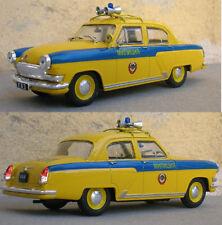 VOLGA 1962 Polizia Stradale URSS Russia scala 1/43, sigillata - new, unopened