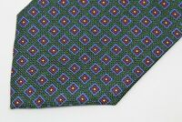 LES COPAINS men's silk neck tie made in Italy