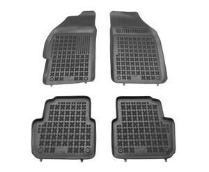 3D TAPPETI TAPPETINI GOMMA per Chevrolet Spark II 2010-2013