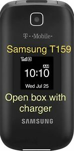 Samsung T159 T-Mobile Flip Phone  10/10 Condition Clean Imei Clean Phone  Lyca