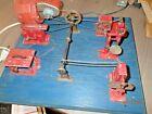 Vintage 1950s Jensen Machine Tool Shop w Electric Motor.