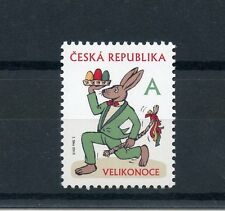 Czech Republic 2015 MNH Easter 1v Set Easter Bunny Hare