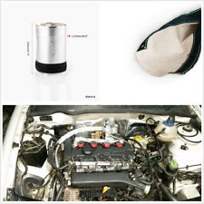 Car Engine Metallic Heat Shield Thermal Sleeve Insulated Wire Hose Cover 91x12cm