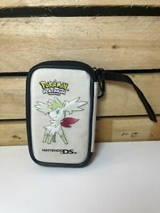 Pokemon Platinum Version | Nintendo DS Soft Zip Padded Case | VGC | Pokemon |