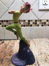 VTG WDCC Disney Classics Collection Peter Pan Nobody Calls Pan A Coward Figurine