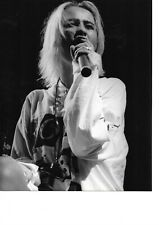 More details for wendy james transvision vamp - original press photo shoot pic b/w *free posting*