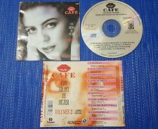 MARGARITA ROSA DE FRANCISCO **Cafe Con Aroma De Mujer V. 2** RARE 1995 Mexico CD