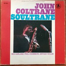 JOHN COLTRANE - SOULTRANE LP VG/VG