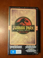 New ListingJurassic Park Ultimate Trilogy (Limited Edition Vhs Case) Blu-Ray