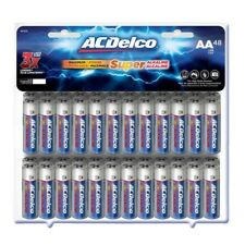 48 Pack Aa Batteries Super Alkaline 1.5V General Purpose Small Electronic Device