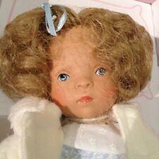 Sylvia Natterer Puppe Louisa in OVP
