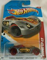 1:64  HOT WHEELS *  DODGE XP-07  * THRILL RACERS VOLCANO  '12 DIE CAST CAR * NIB