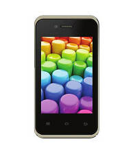 Karbonn A52+ (Black Gold, 4GB) (512MB RAM) + 6 Months Manufacturer Warranty