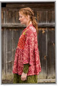 "BNWT *Gudrun Sjoden* Chandra organic cotton artist's smock XL 50"""