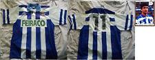 Maillot jersey Deportivo La Coruna corogne BEBETO 1994 1995 1996 France psg om