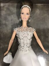 Badgley Mischka Bride Barbie Collector Gold Label Doll