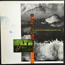 """a-ha 12"""" I've Been Losing You - Europe (VG+/EX+)"""