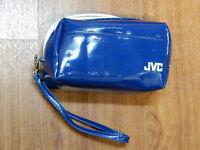 OEM JVC CBV2008 Camcorder Bag Case - BLUE - for GZ-HM30 GZ-HM35 GZ-HM40 GZ-HM200