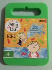 CHARLIE AND LOLA NINE DVD IN VGC Get it Fast!