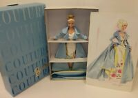 Robert Best Couture Serenade in Satin Barbie Doll with Litho Print MIB NRFB
