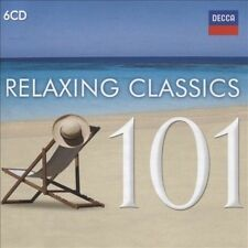 Relaxing Classics~6 CD Set of Favourite Relaxing Classics~Various Artist~NEW