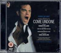 ROBBIE WILLIAMS COME UNDONE 2003 EU DVD SINGLE CHRYSALIS - DVDCHS 5151 ROCK POP
