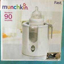 """Munchkin Fastâ""""¢ Bottle Warmer, Heats In 90 Seconds New Open Box,"""