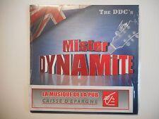 MISTER DYNAMITE / MUSIQUE PUB CAISSE D'EPARGNE [ CD SINGLE NEUF PORT GRATUIT ]