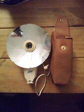 Vintage Ticky Flashgun in case