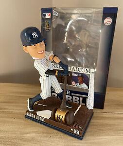 "AARON JUDGE New York Yankees ""Swinging Gavel"" Rookie EXCLUSIVE Bobblehead #/504"